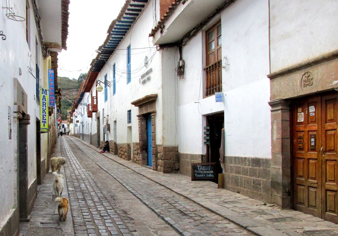 Cusco travel guide hotels in San Blas